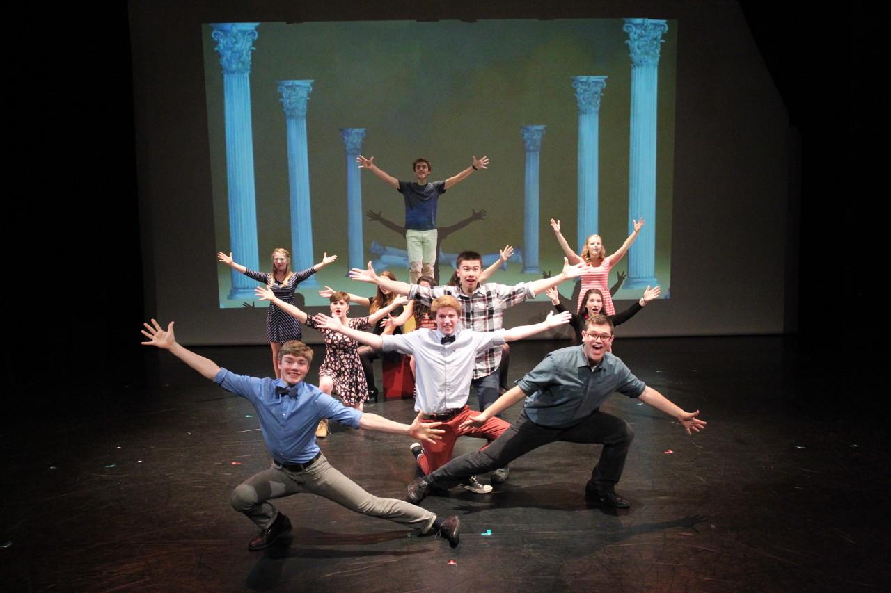 Toronto Youth Theatre, Toronto Music Theatre Training, Teen Theatre Toronto