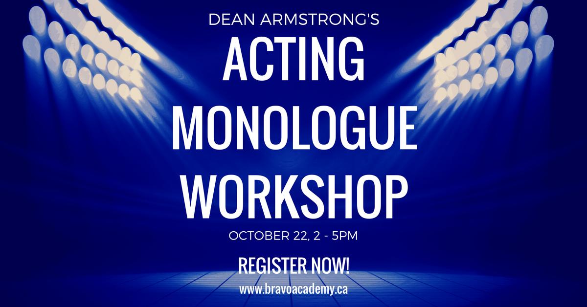 actingmonologueworkshop