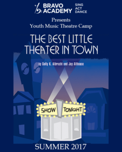 Summer Camp - The Best Little Theatre in Town