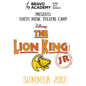 Summer Camp - The Lion King JR