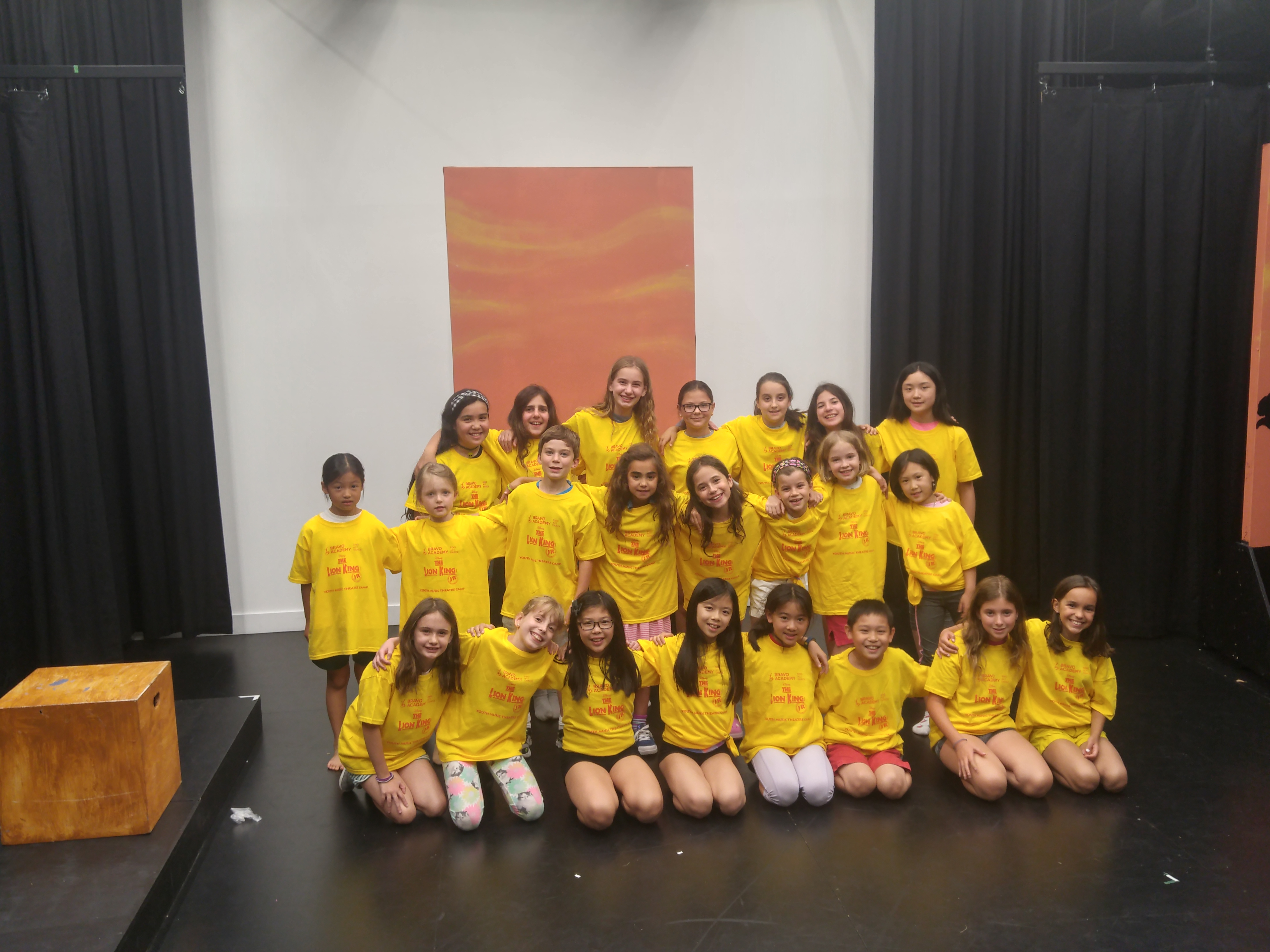 Summer Music Theatre Camp