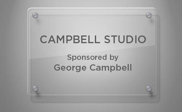 Campbell Studio Plaque