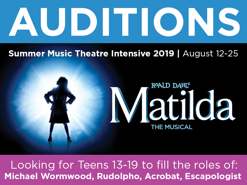 Matilda Auditions